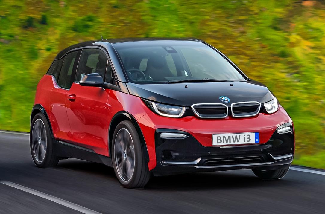 BMW i3 modified
