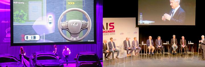 Auto Show EV workshop